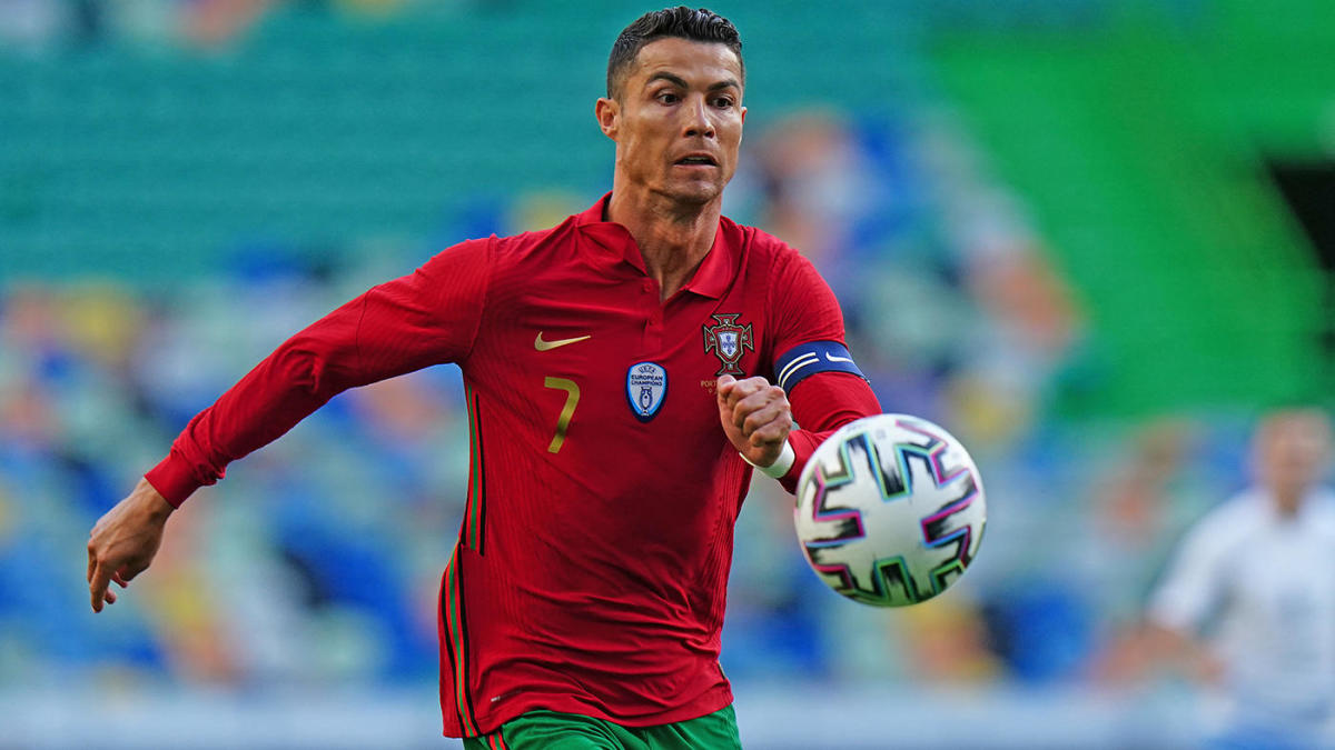 Ronaldo's Portugal blew away the hosts of the World Cup