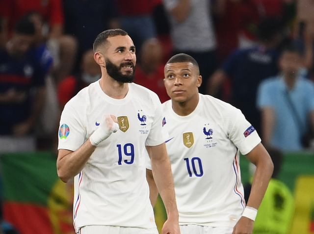 Karim Benzema wants Mbappe to be his teammate at Real