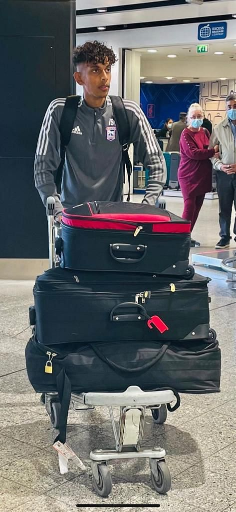 Yusuf has joined the Bangladesh U-23 team