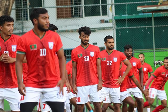 This time Bangladesh is suffering from safe card problem