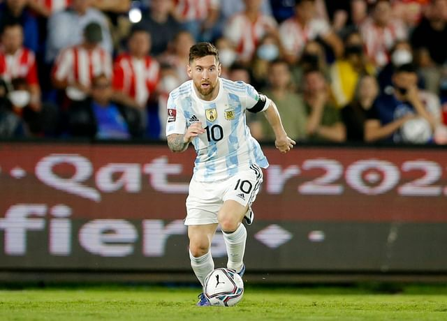 Argentina coach will rely on Messi